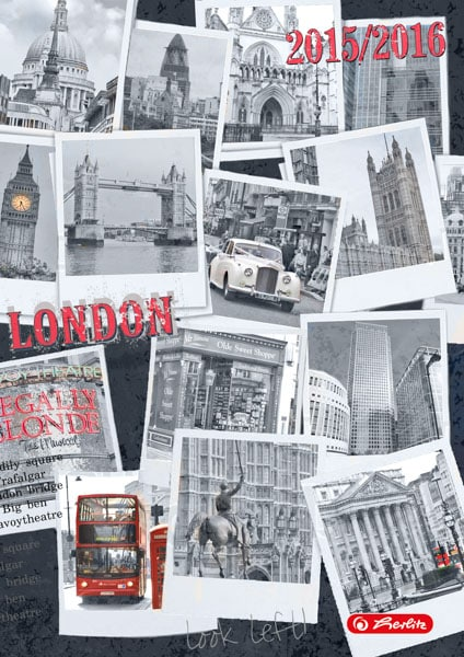 Bilder aus London, Bus, Big Ben, Piccadilly Circus, Tower Bridge