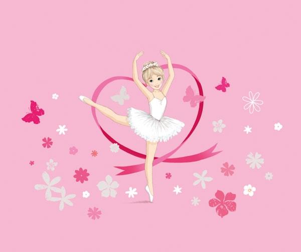 Eine kleine Primaballerina
